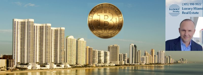Miami real estate for bitcoin