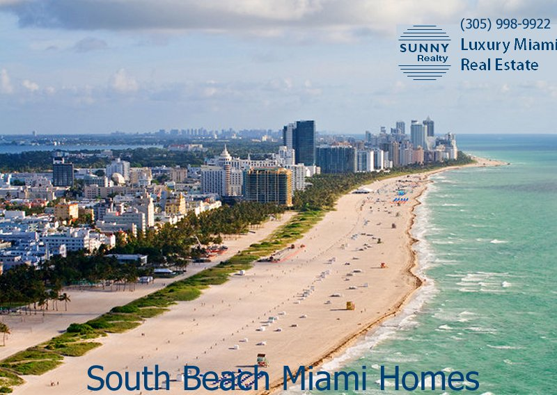 South Beach Miami Homes