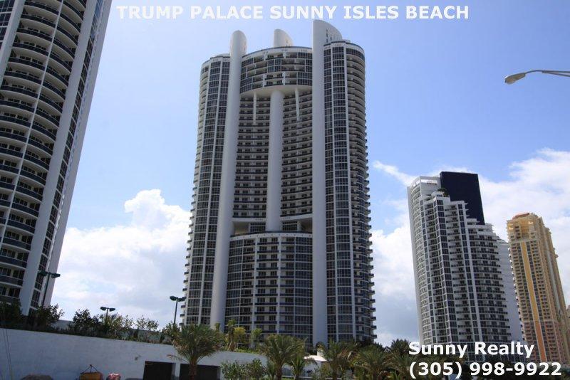 Trump Palace Sunny Isles