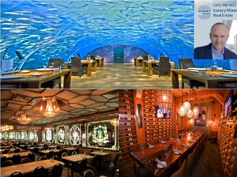 Top Miami restaurants